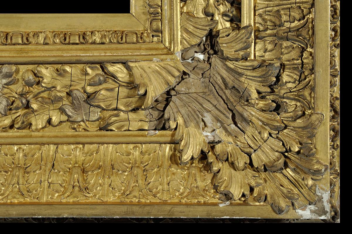 Fine Art Conservation Conservation Restoration Of Frames
